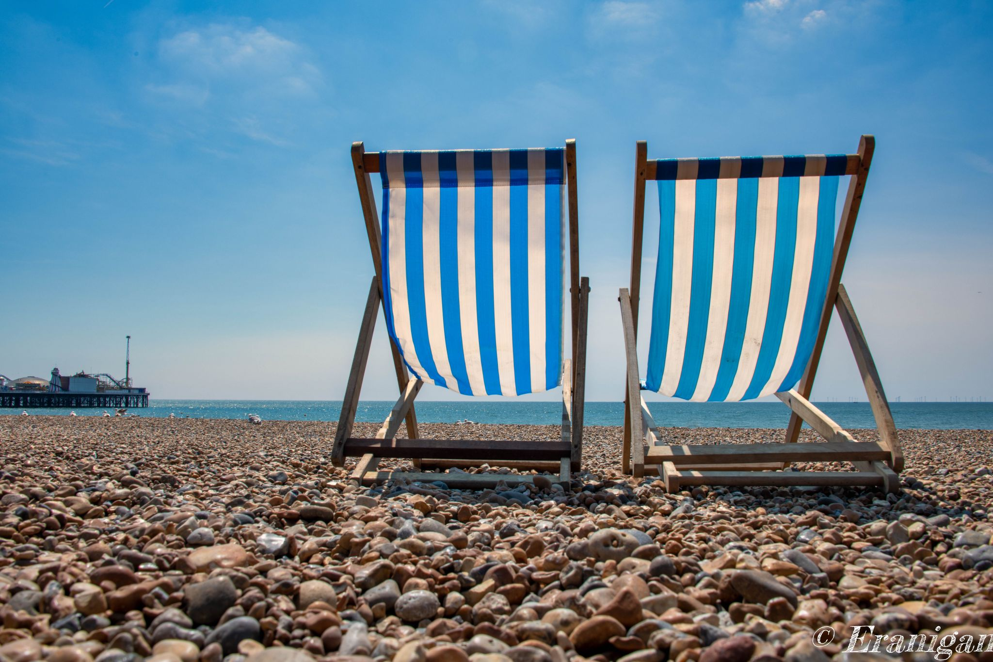 Brighton beach, United Kingdom