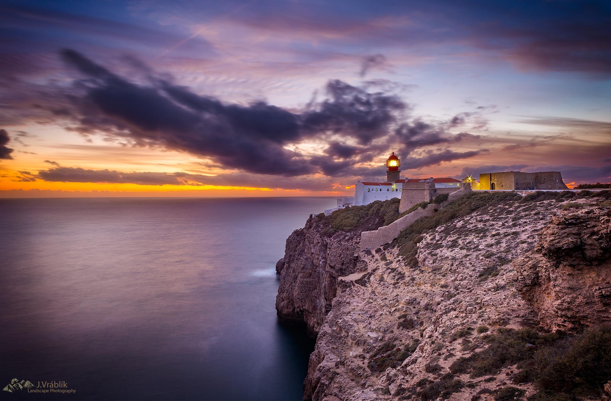 Cabo de Sao Vicente,Algarve,Portugal, Portugal