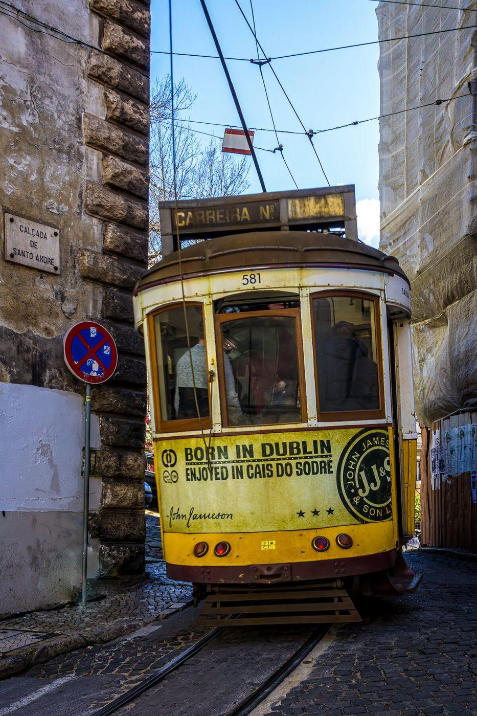 Calçada de Santo André, Portugal