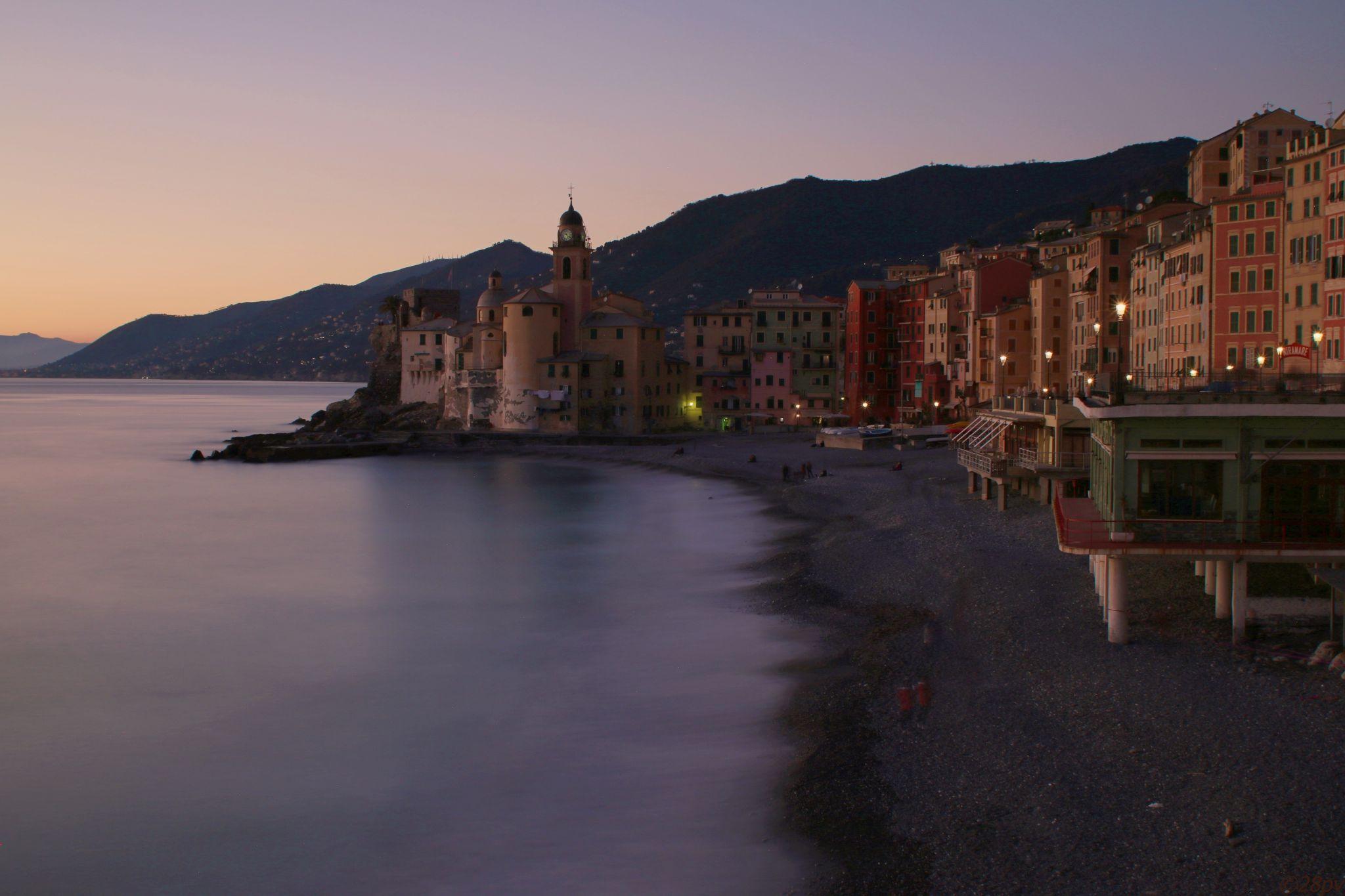 Camogli photo spot, Italy