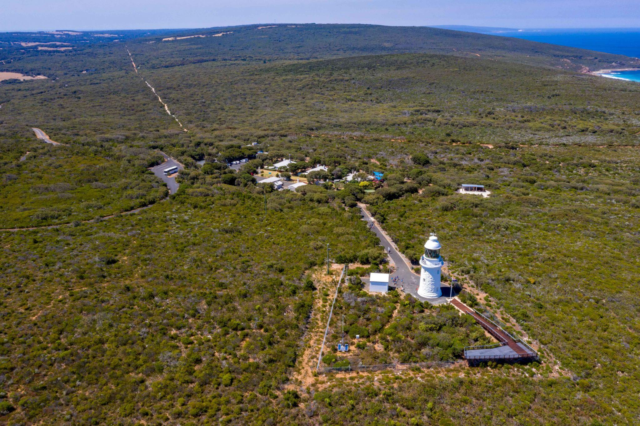 Cape Naturaliste Lighthouse, Western Australia, Australia