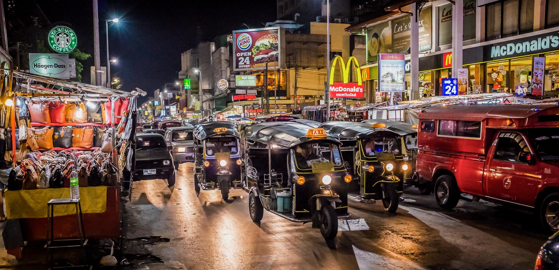 Chiang Mai Night Market, Thailand