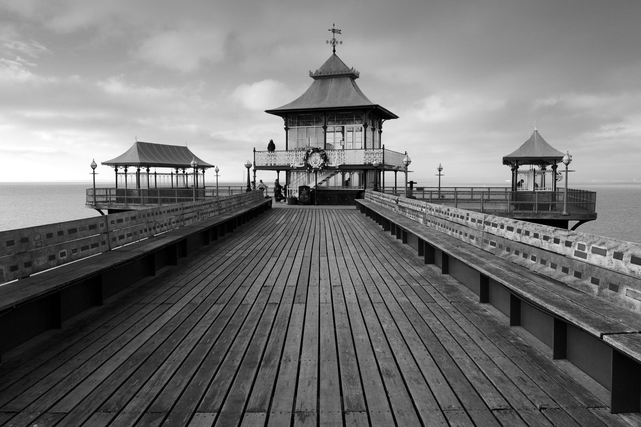 Clevedon Pier, United Kingdom