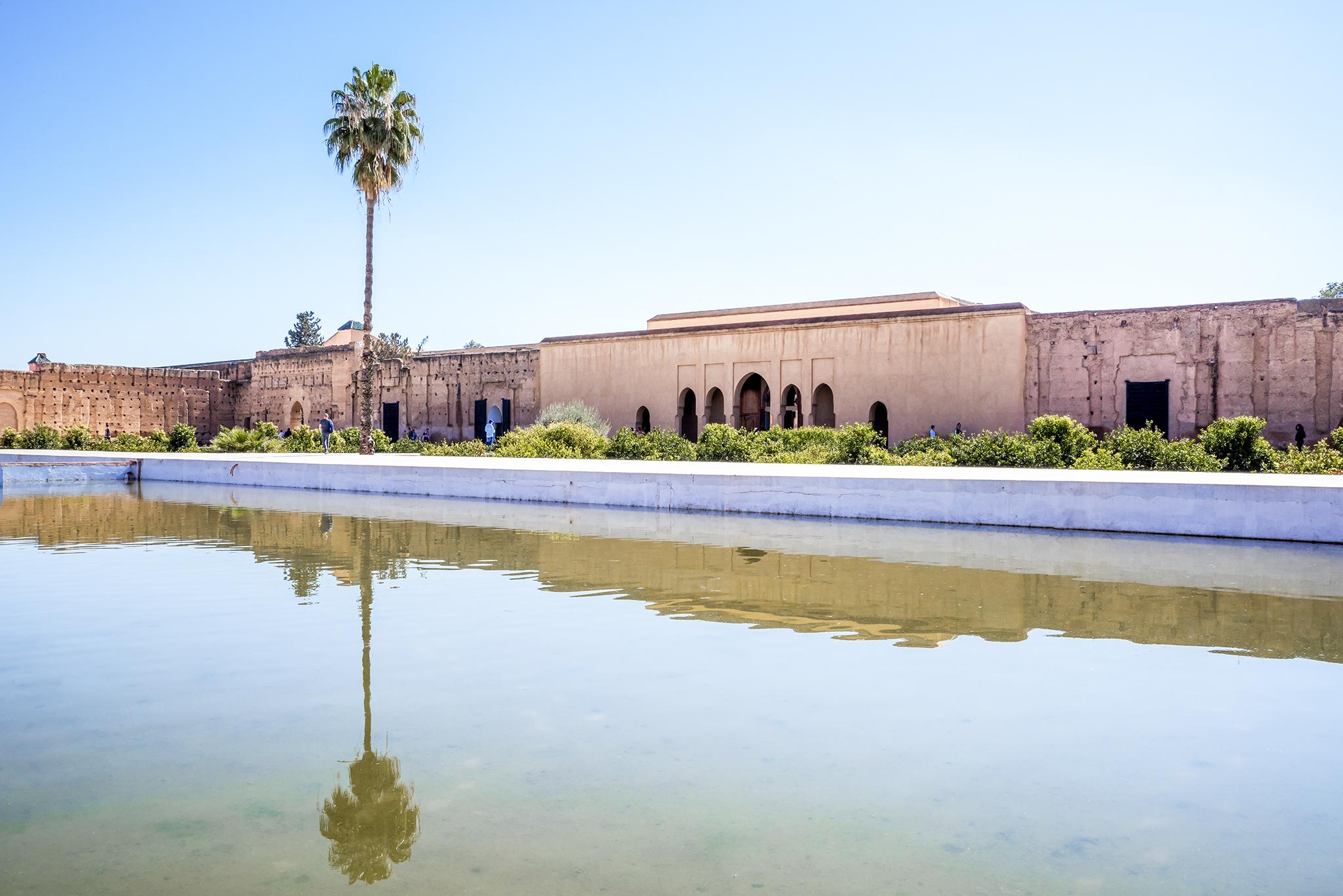 El Badi Palace, Morocco