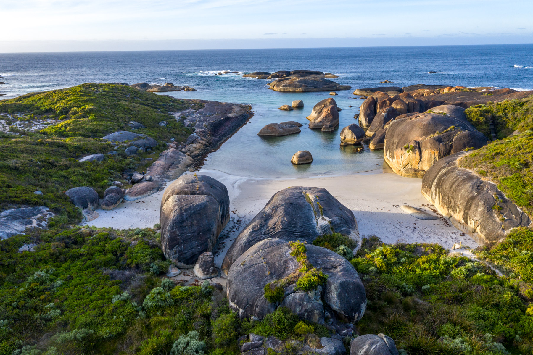 Elephant Rocks Denmark Western Australia, Australia