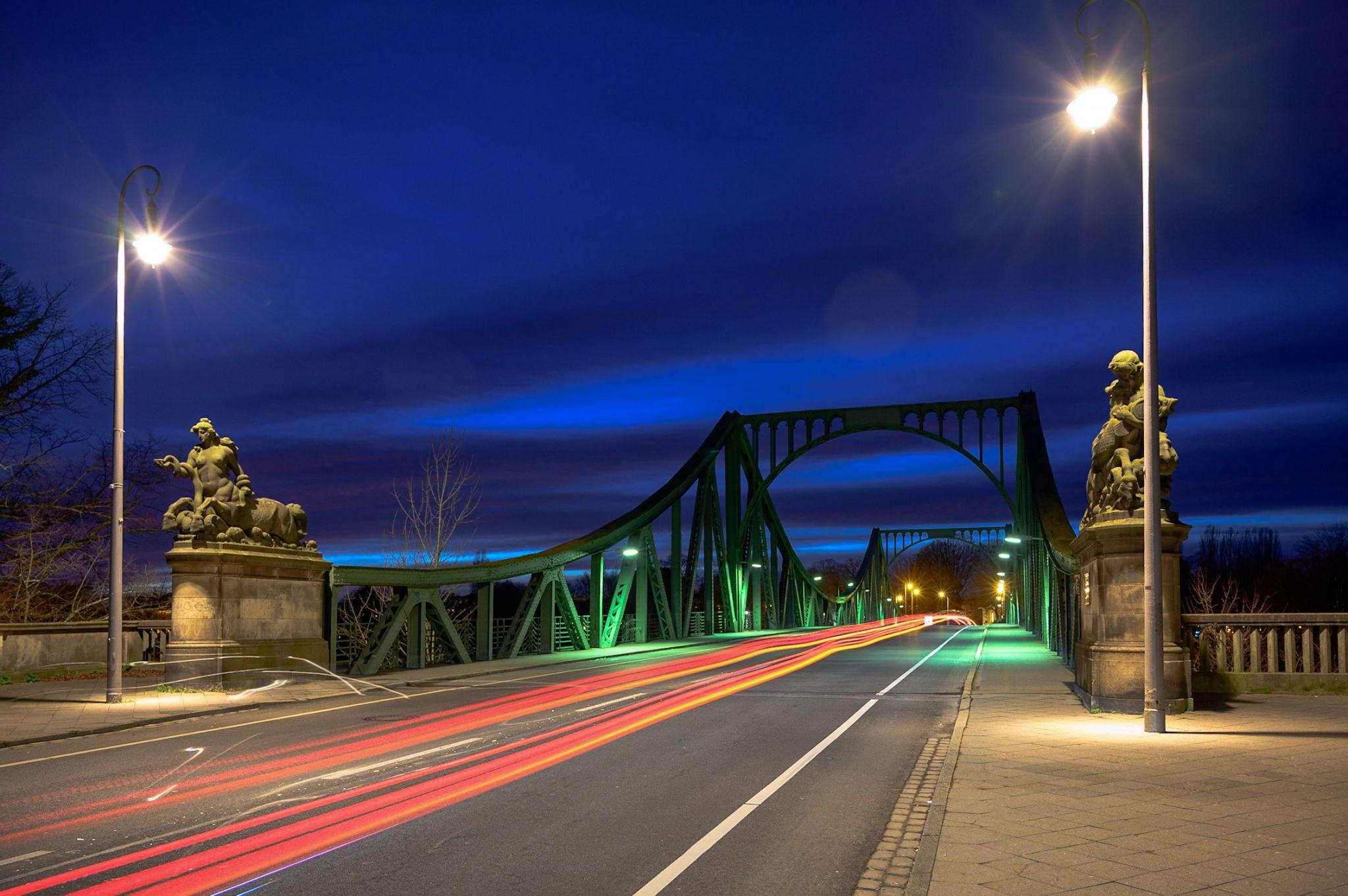Glienicker Brücke, Germany