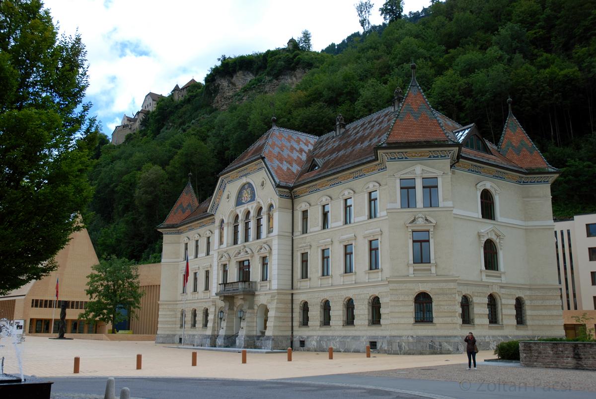 Government House of Liechtenstein, Liechtenstein