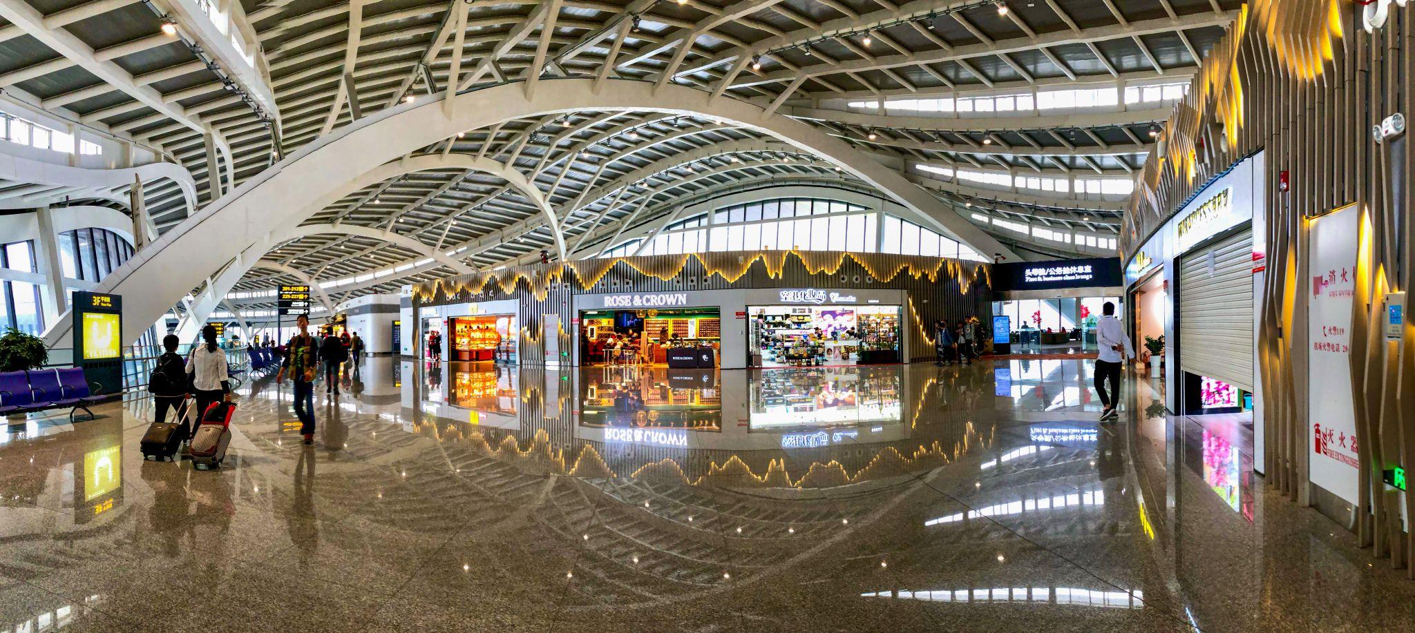 Guilin Liangjiang International Airport, China