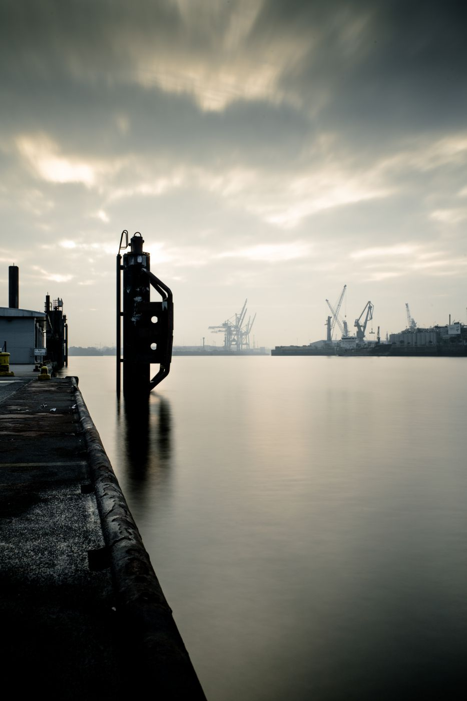Hamburg Überseebrücke, Germany