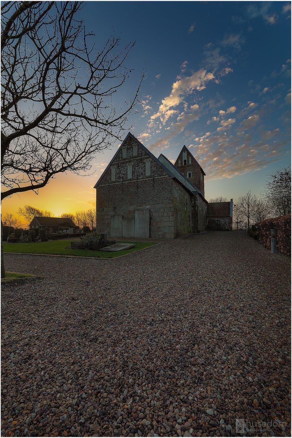 Hjerpsted Kirke, Denmark