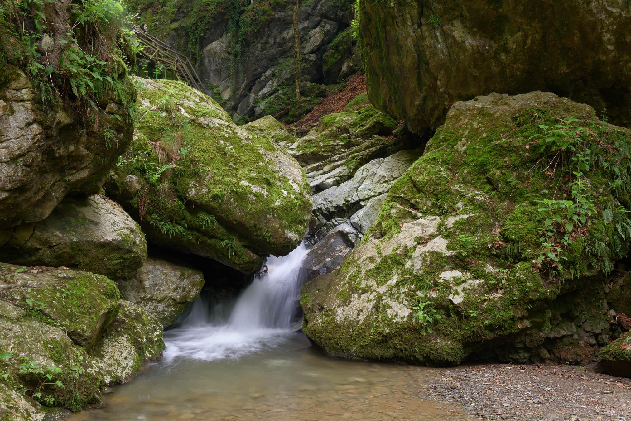 Kesselfälle, Austria
