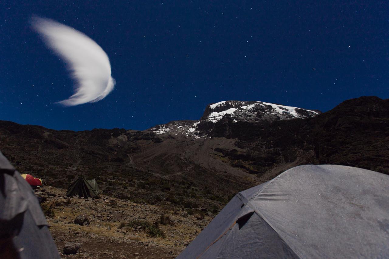Kilimanjaro - Barranco Camp, Tanzania