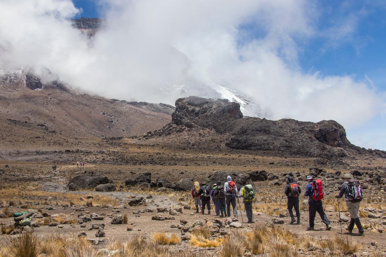 Kilimanjaro - Lava Tower, Tanzania