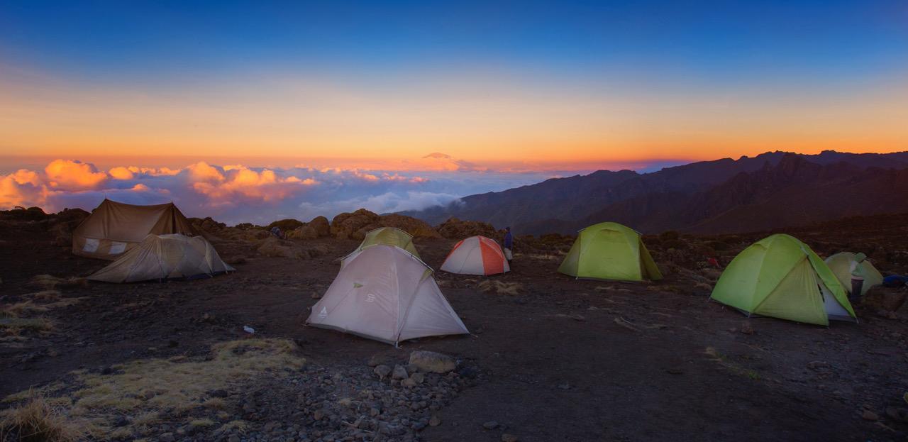 Kilimanjaro - Shira Camp, Tanzania