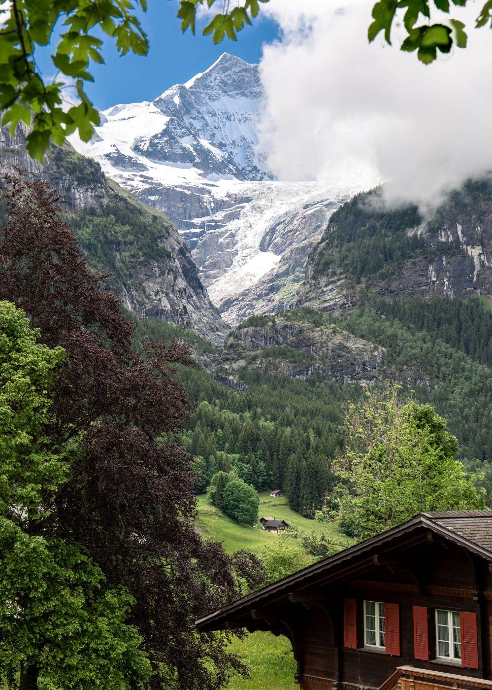 Klein Fiescherhorn, Switzerland