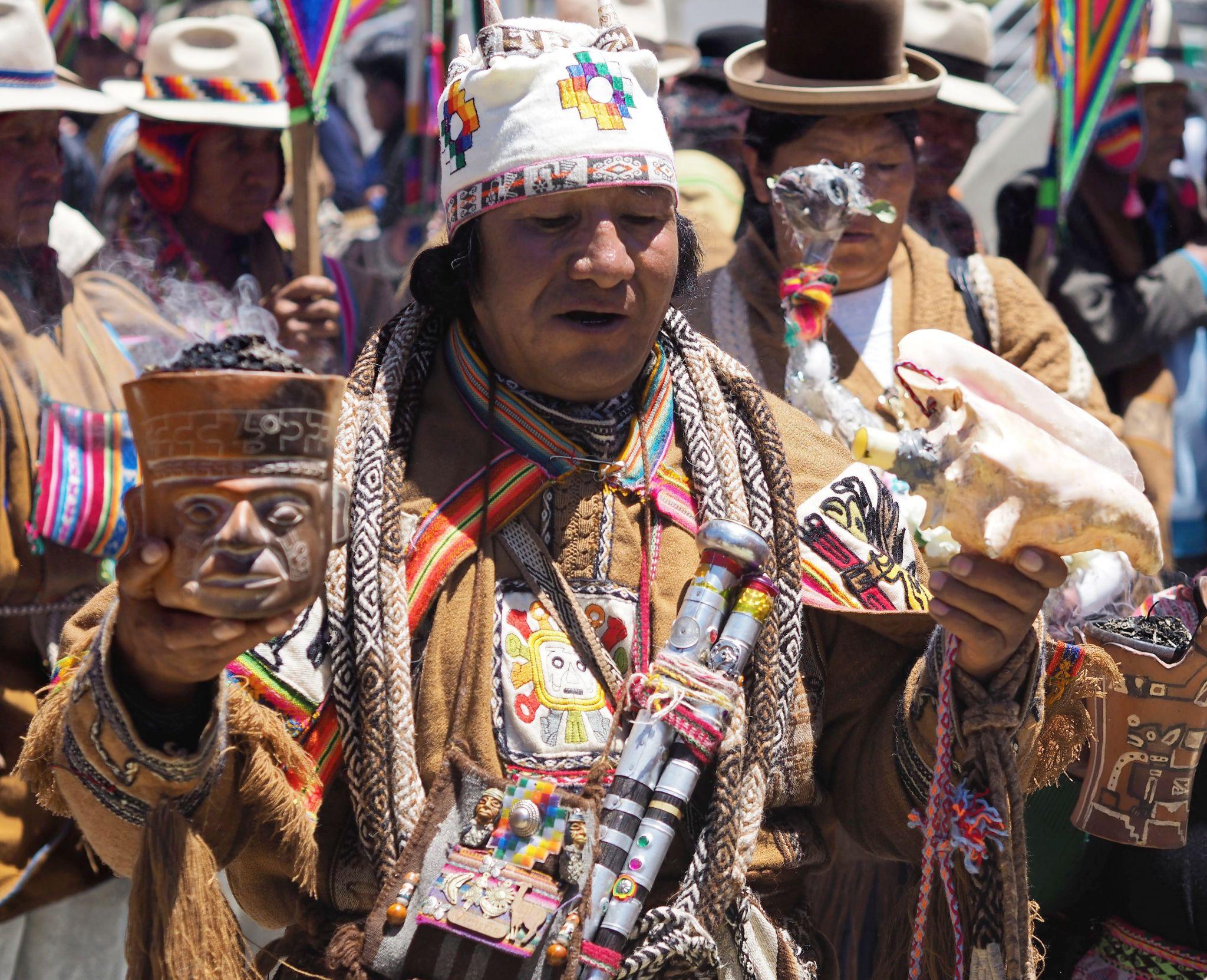 La Paz centro, Bolivia