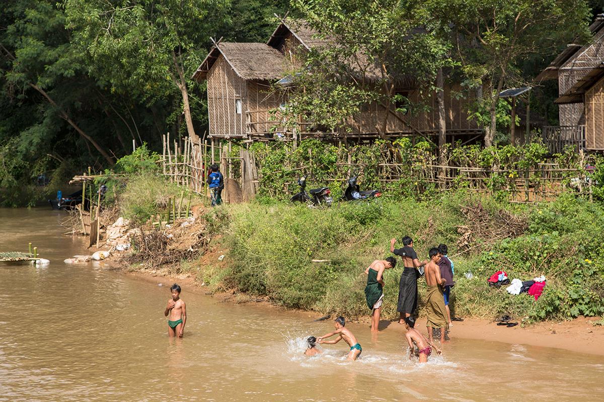 Lebensraum Inle-See, Myanmar
