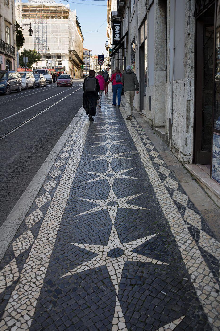 Lisbon Pavement, Portugal