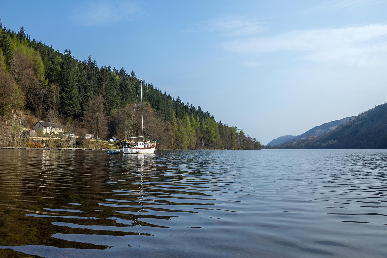 Loch Lochy, United Kingdom