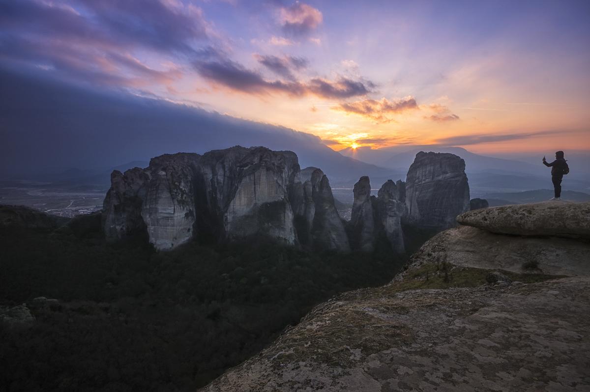 Meteora Thessaly Greece, Greece