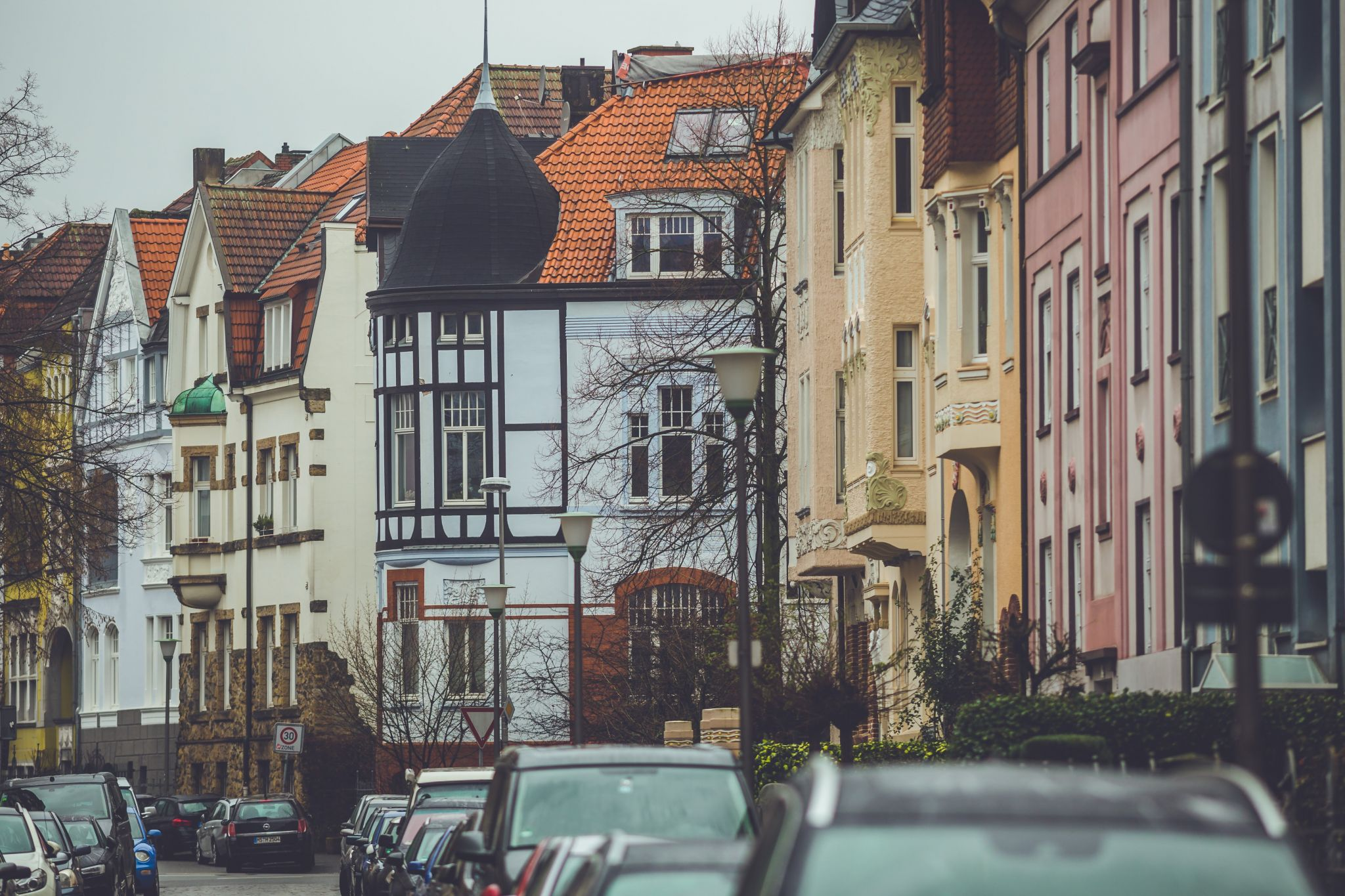 Münster X-Viertel, Germany
