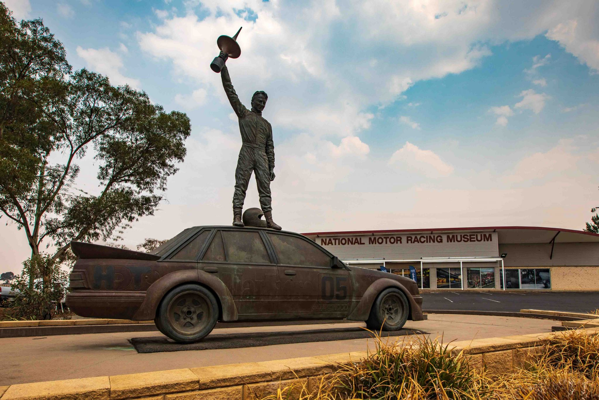 National Motor Racing Museum, Mt Panorama, Bathurst NSW, Australia