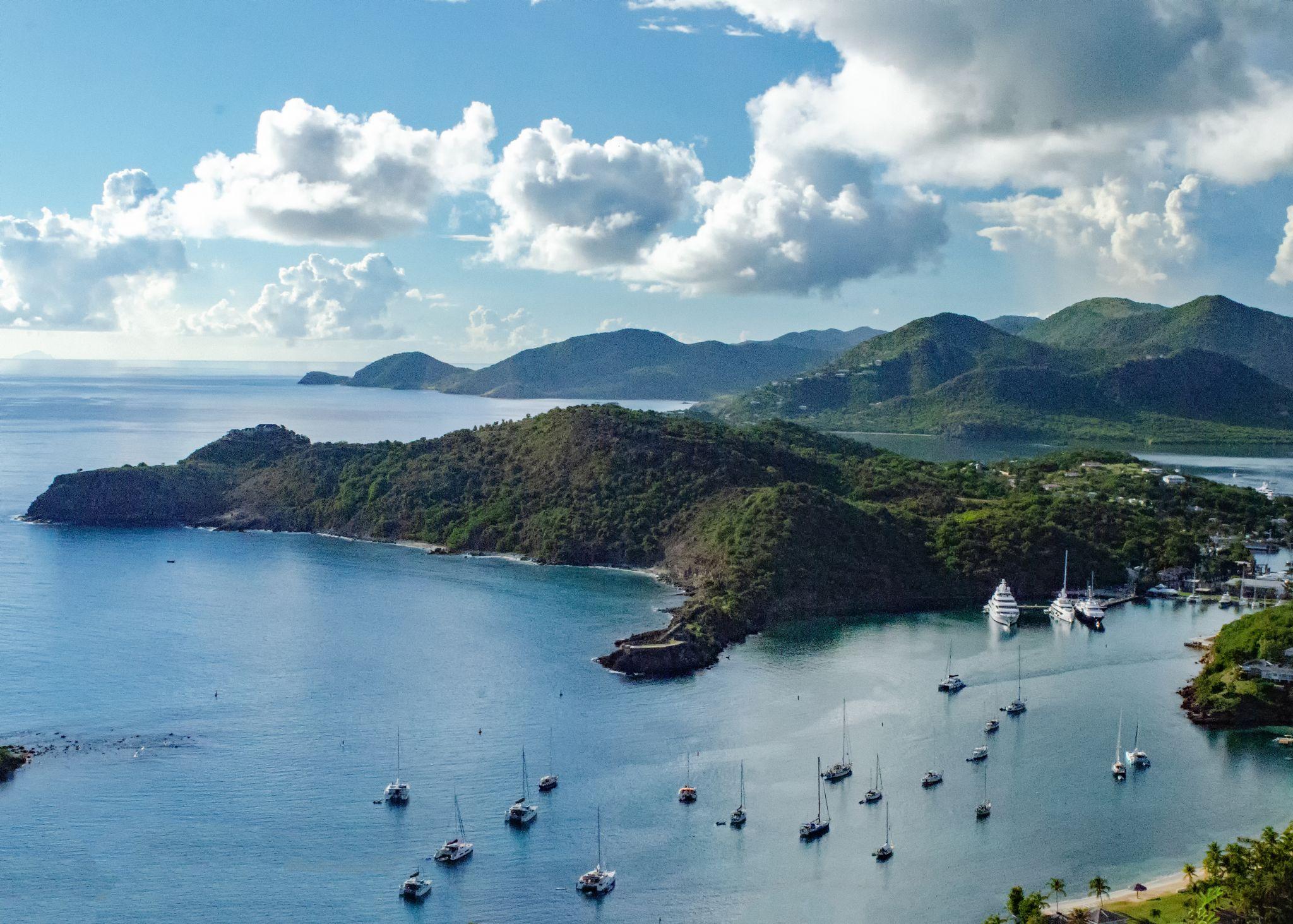 Nelson's Dockyard, Antigua and Barbuda