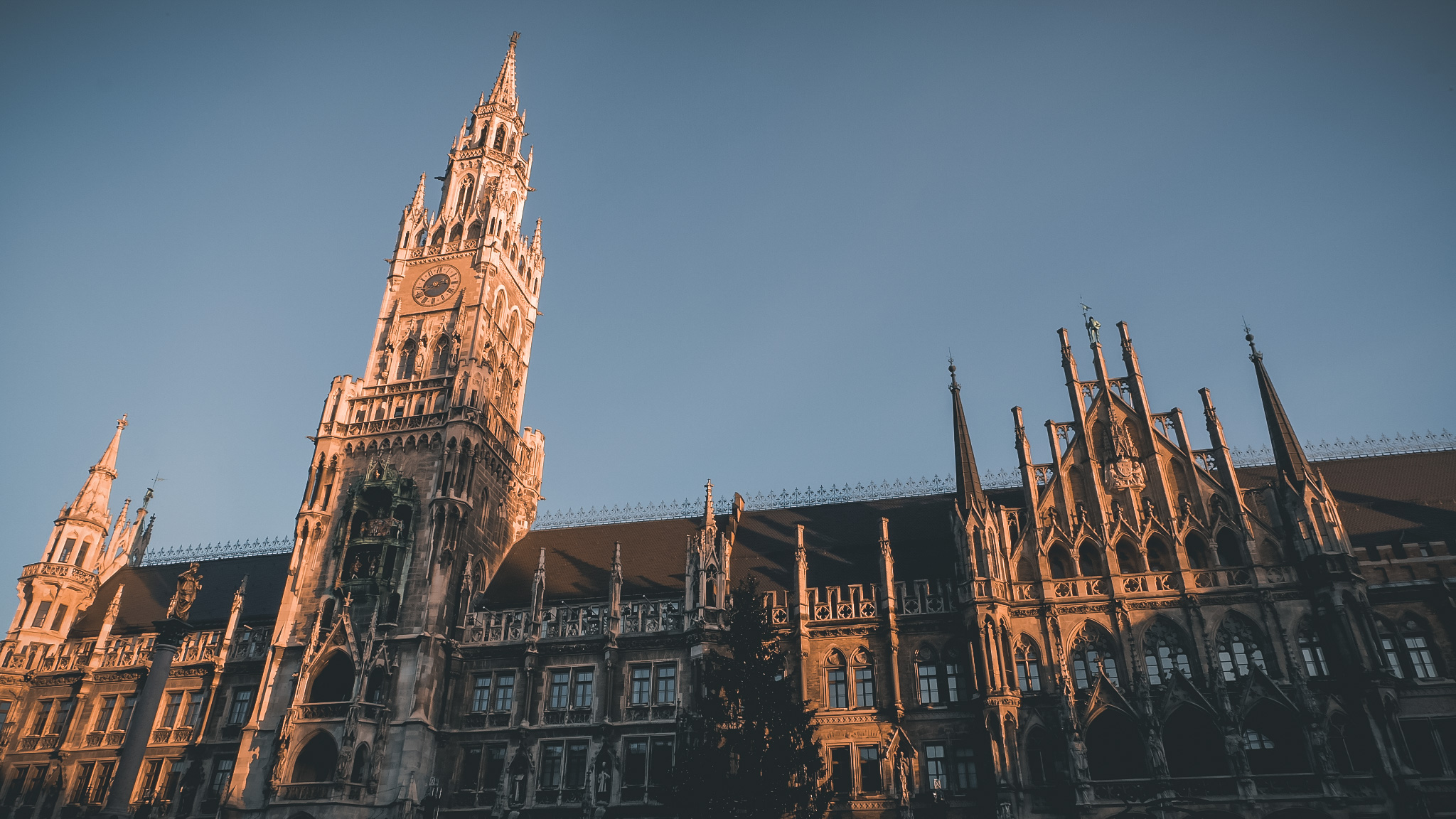 Neues Rathaus, Germany