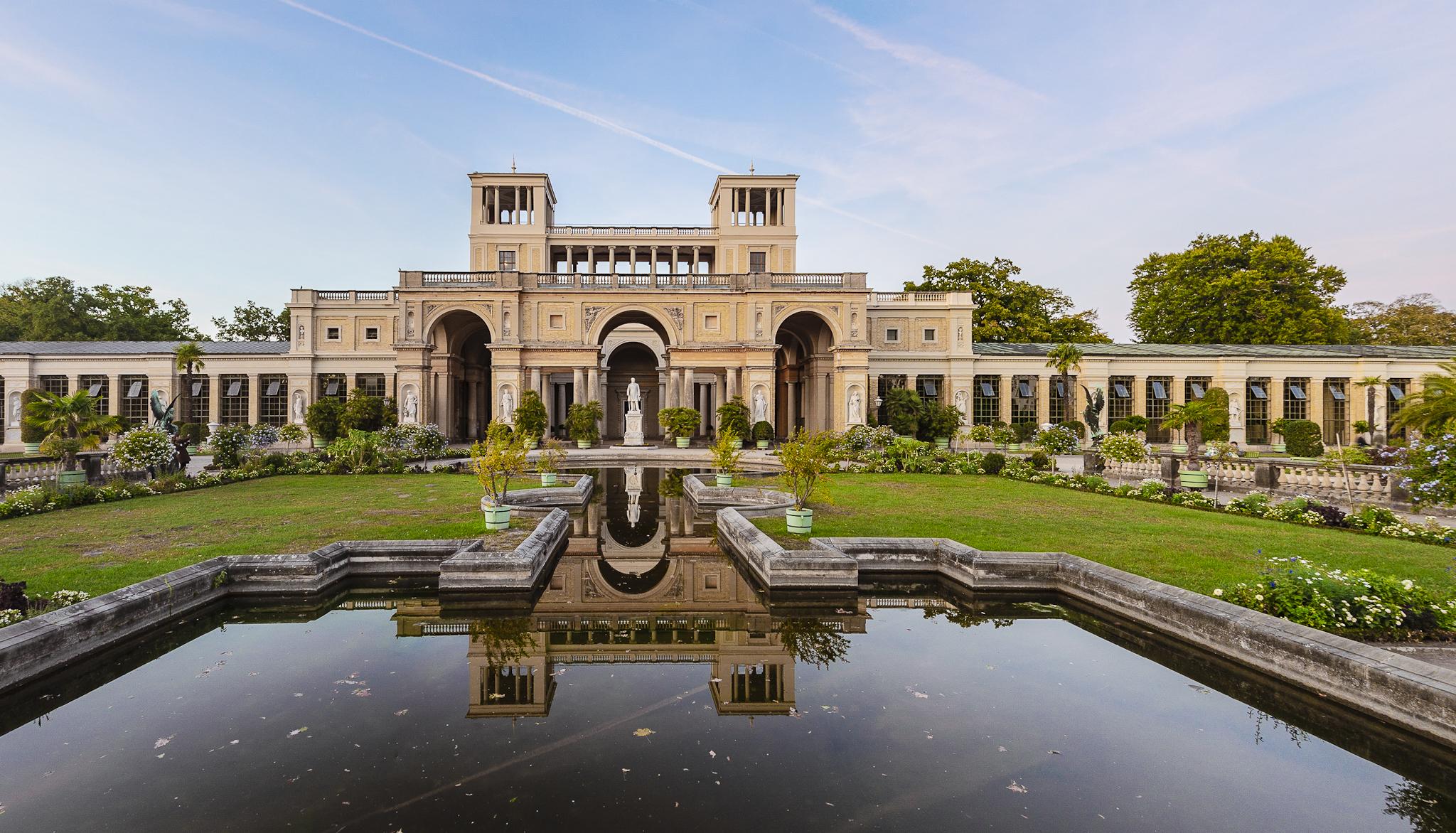 Orangerie Potsdam, Germany
