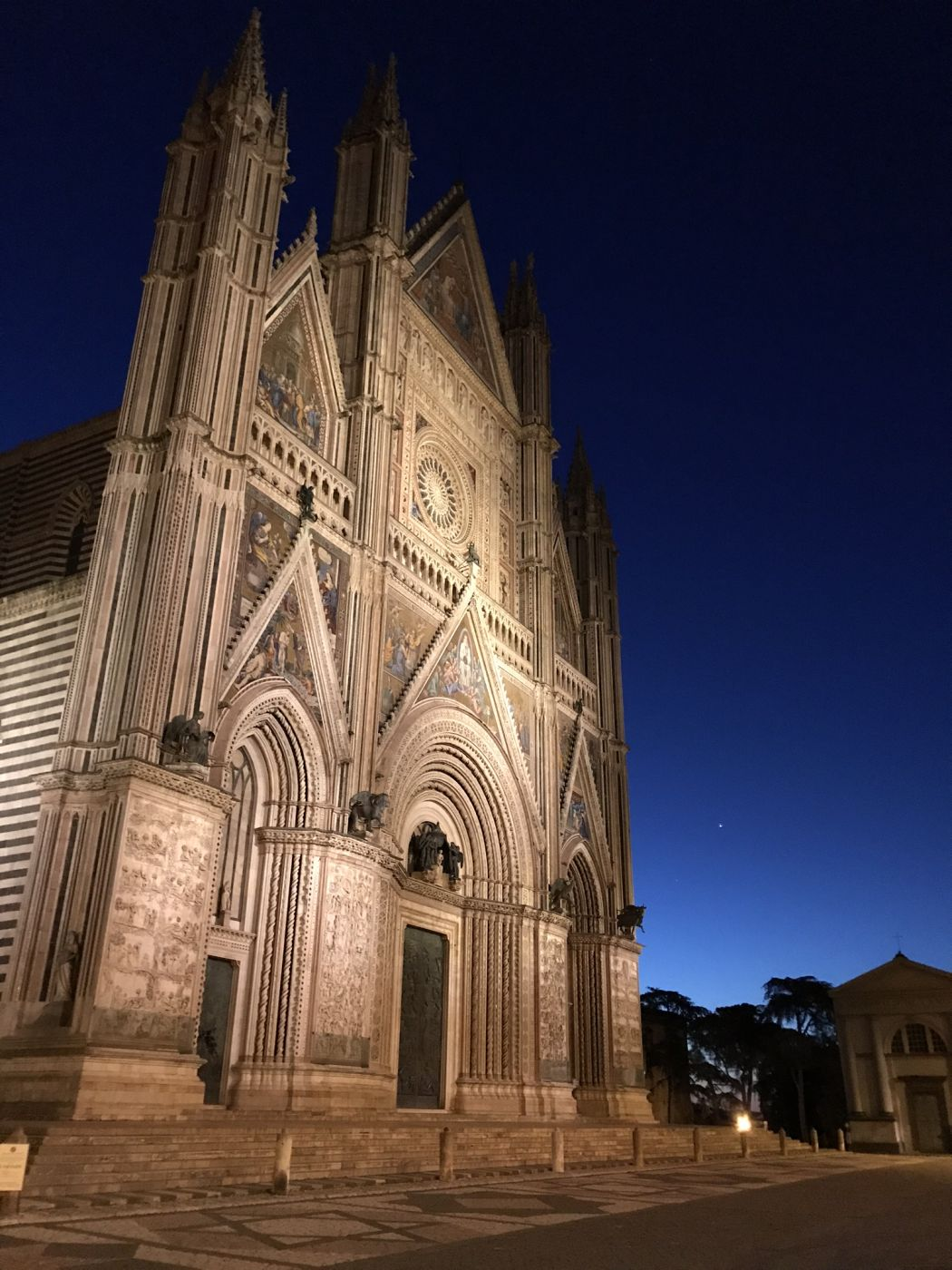 Orvieto Chathedral, Italy
