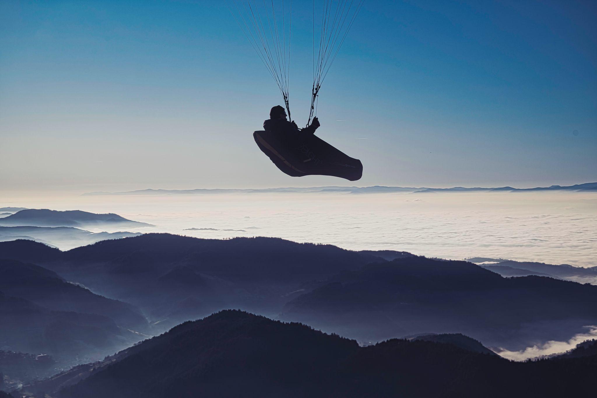 Paragliding, Germany
