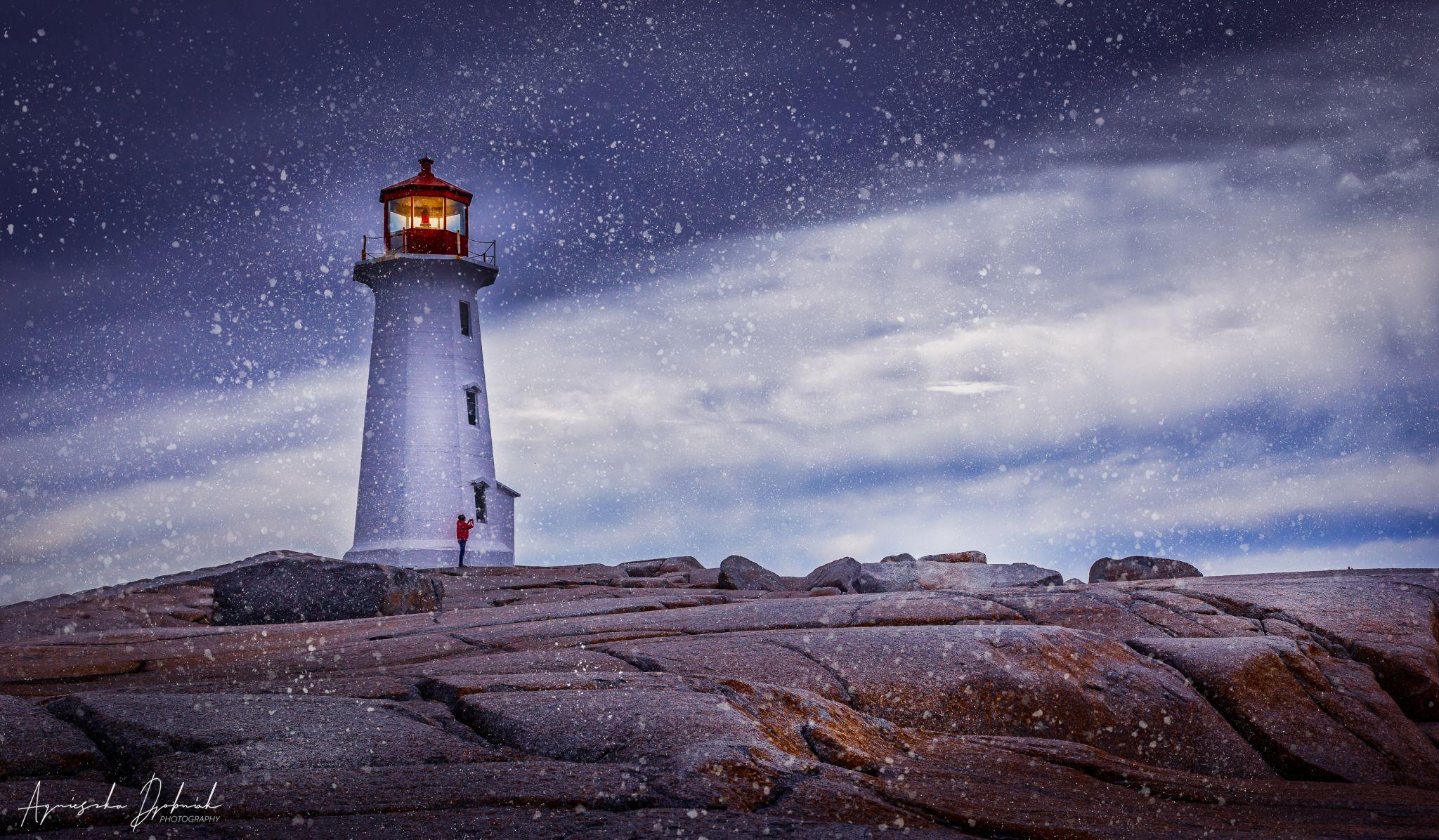 Peggy's Point Lighthouse, Canada