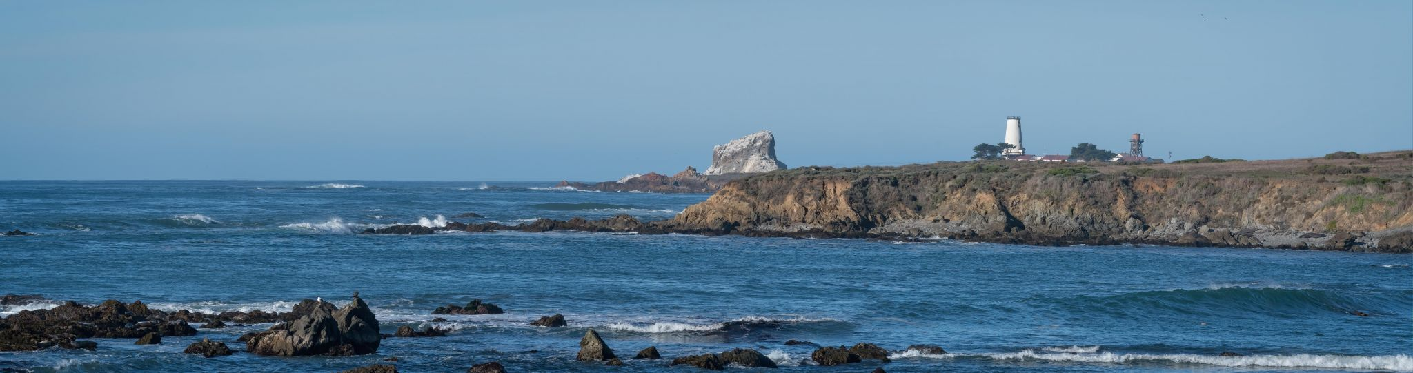 Piedras Blancas Light Station, USA