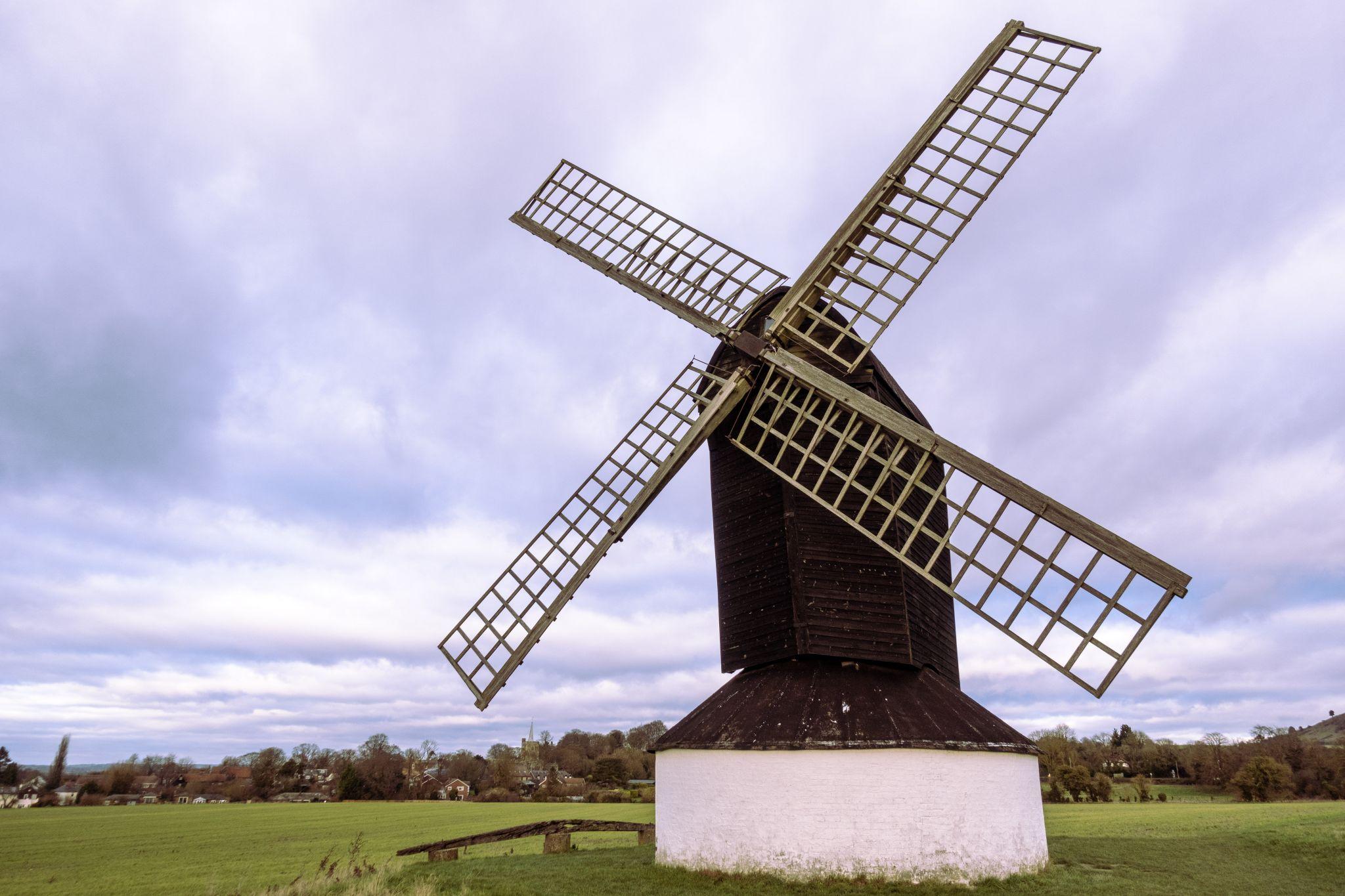 Pitstone Windmill, United Kingdom