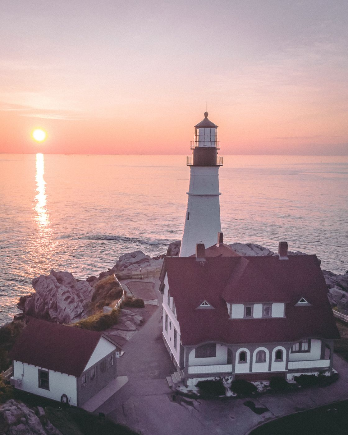 Portland Head Lighthouse, USA