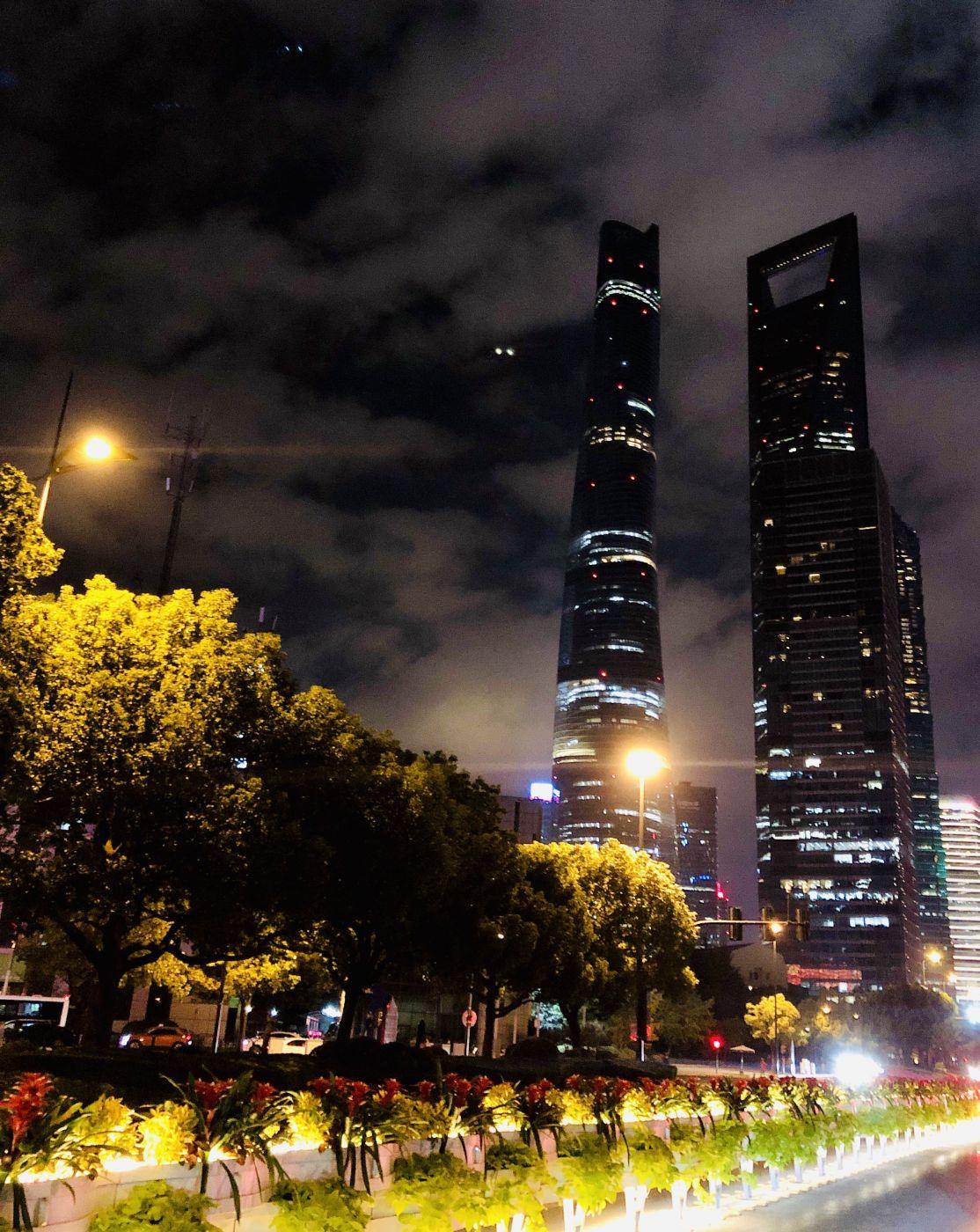 Pudong Towers, China