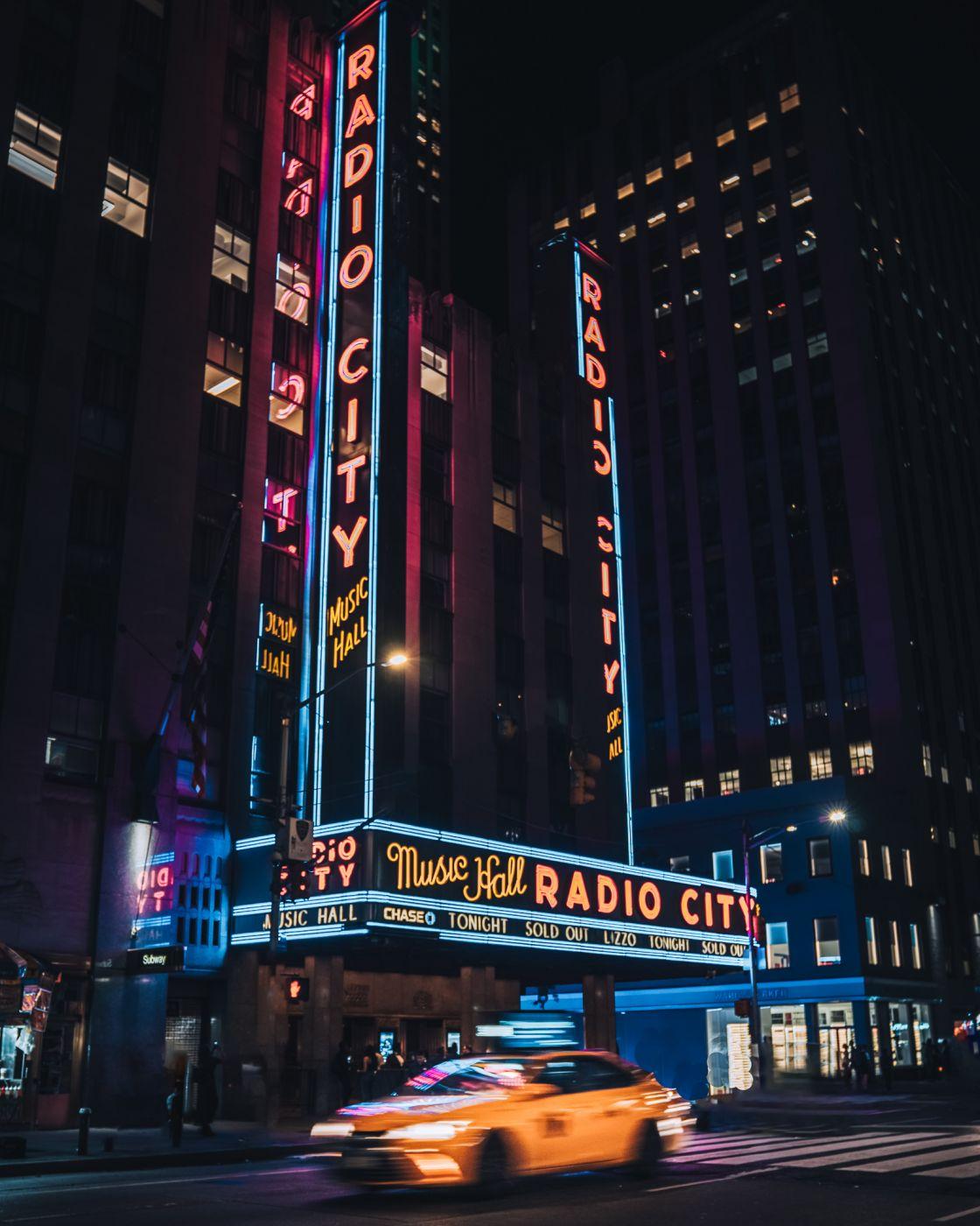 Radio City Music Hall, USA