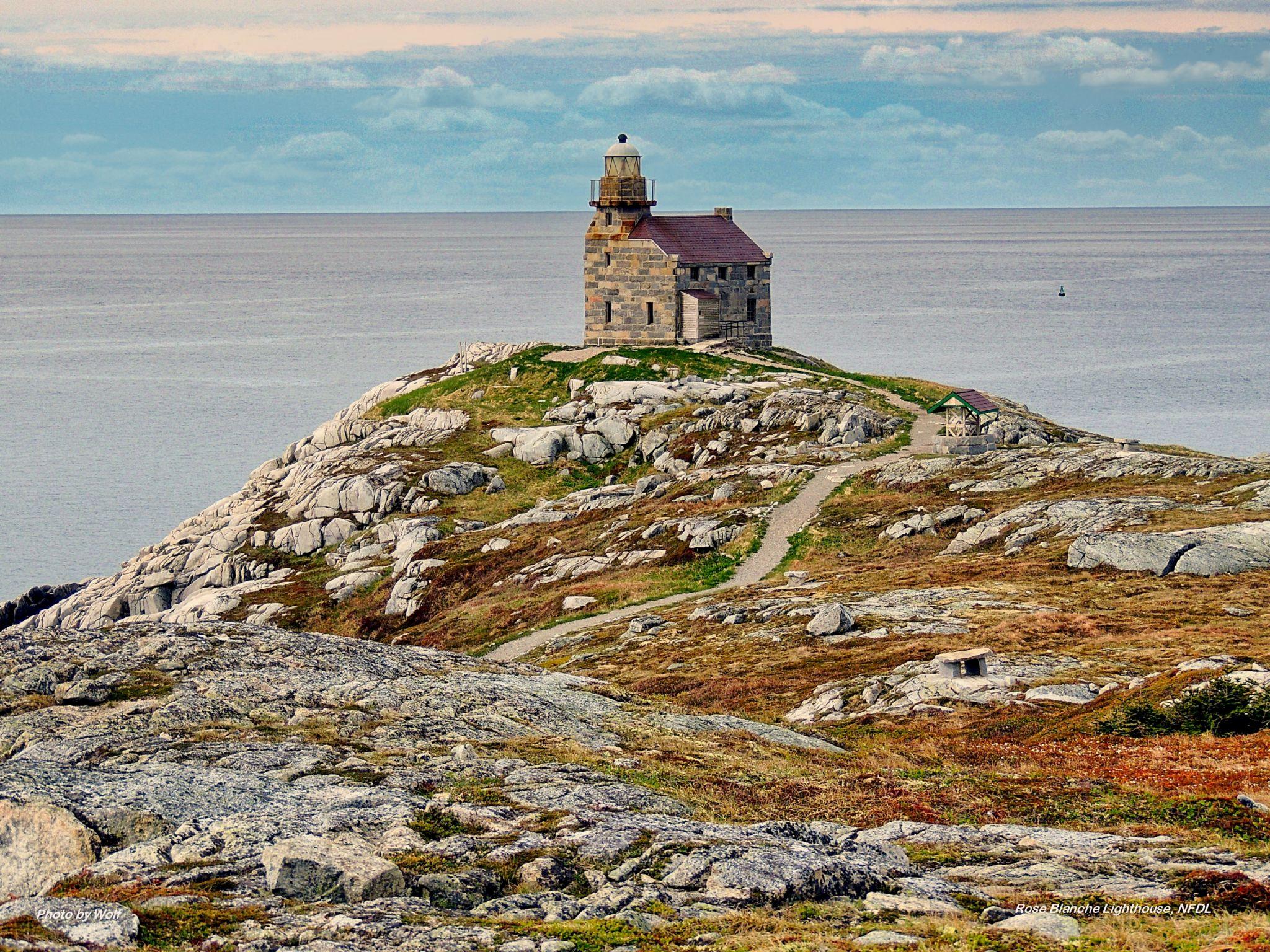 Rose Blanche , Newfoundland Island, Canada