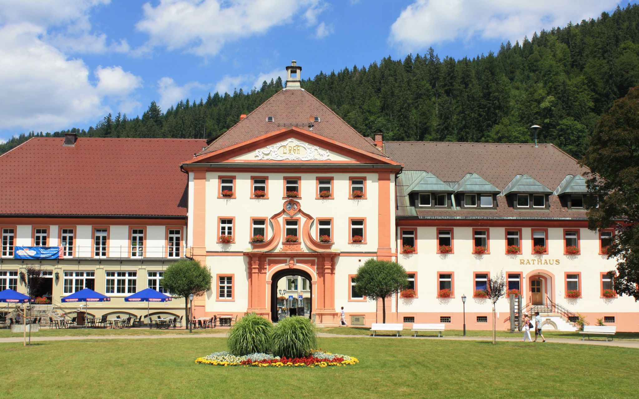 Sankt Blasien, Schwarzwald, Germany