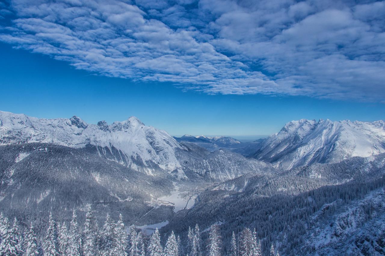 Seefelder Joch, Austria