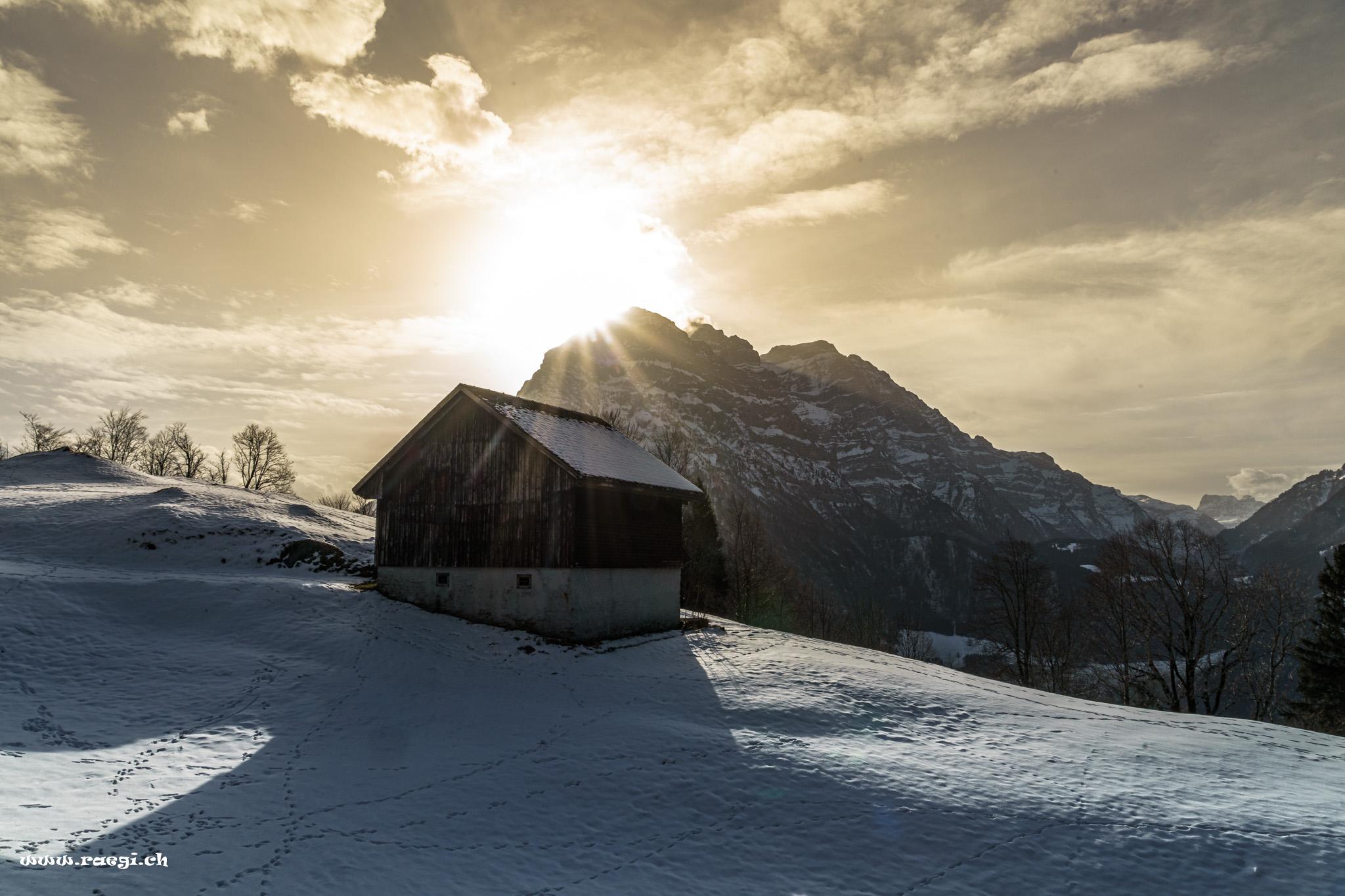 Seppe Bänggli, Switzerland