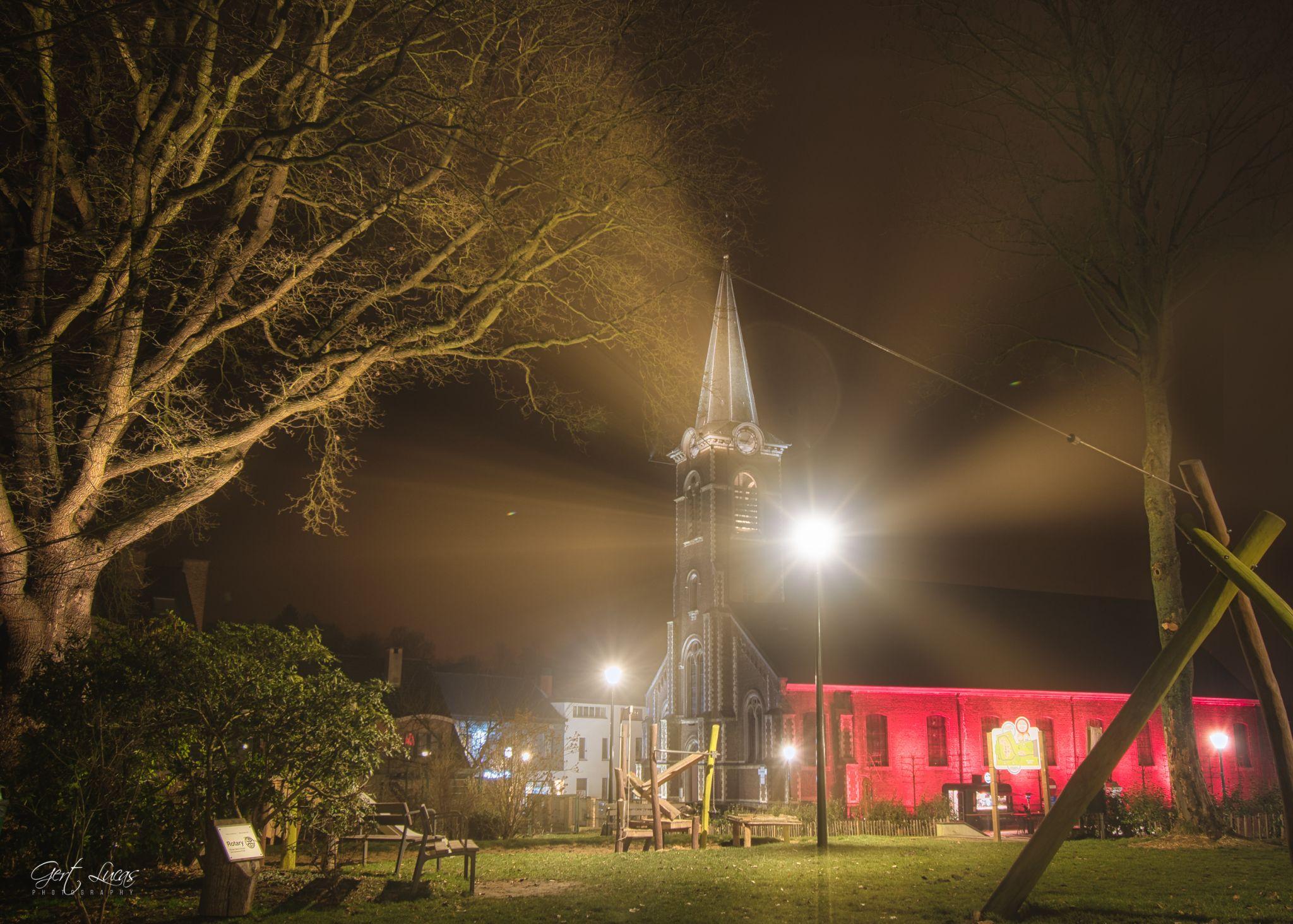 Sint Genesius Rode - Church, Belgium