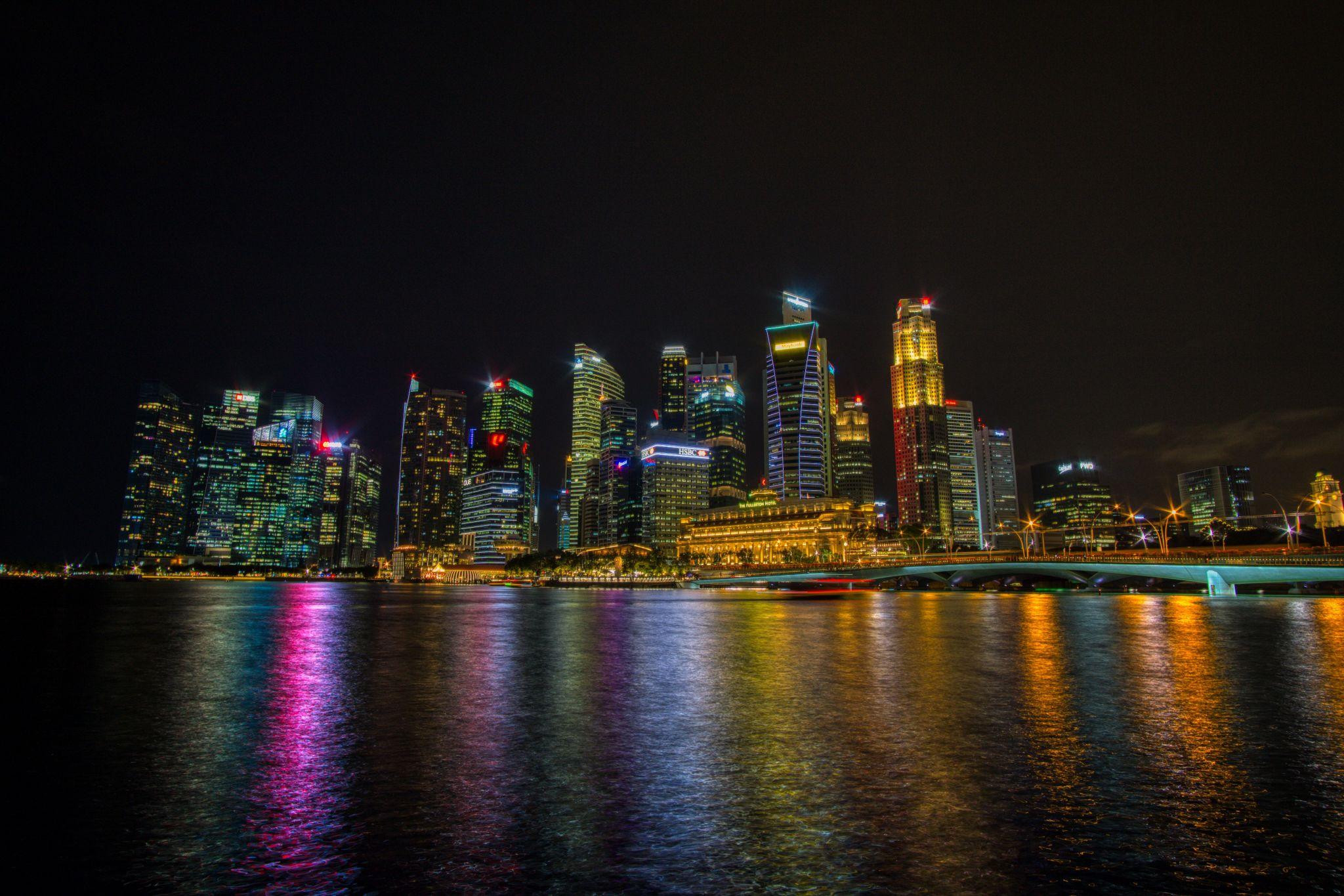 Skyline Singapur, Singapore