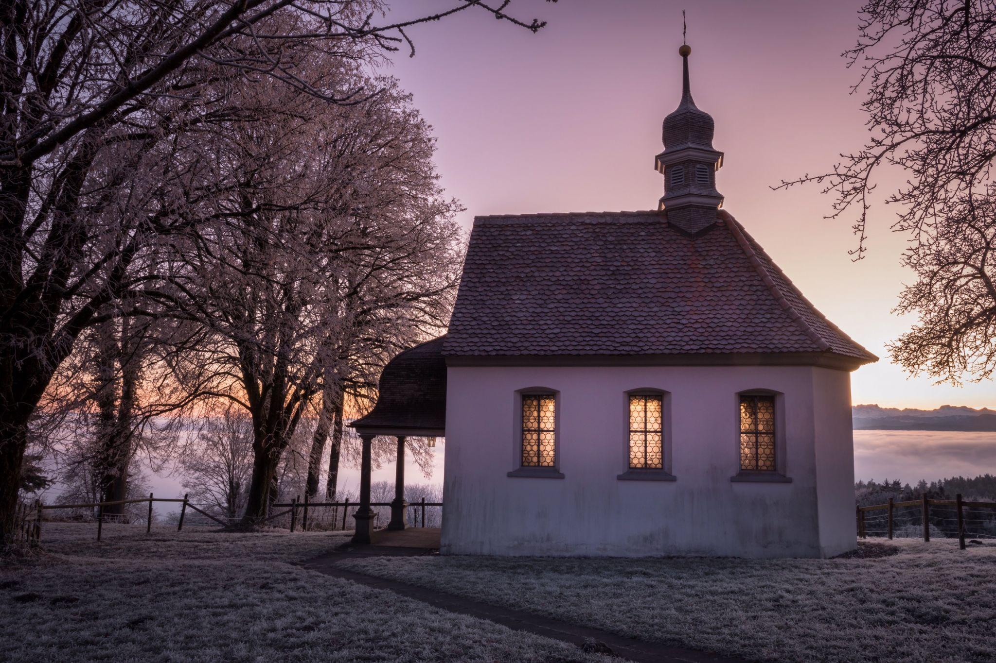 St. Wendelin Chapel, Switzerland