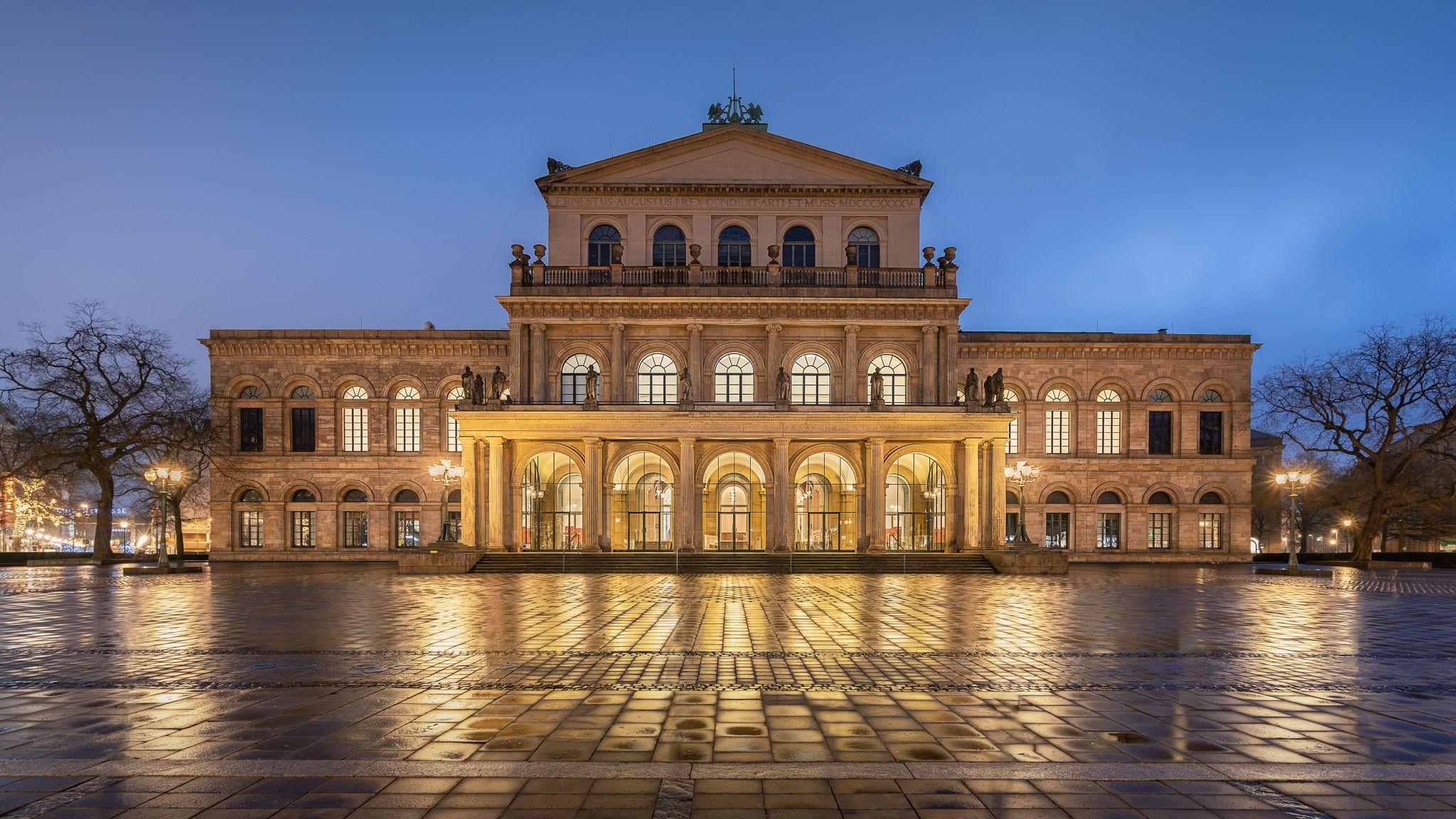 Staatsoper Hannover, Germany