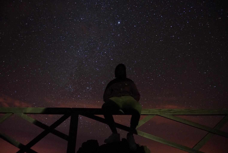 Starlight at La Palma, Spain