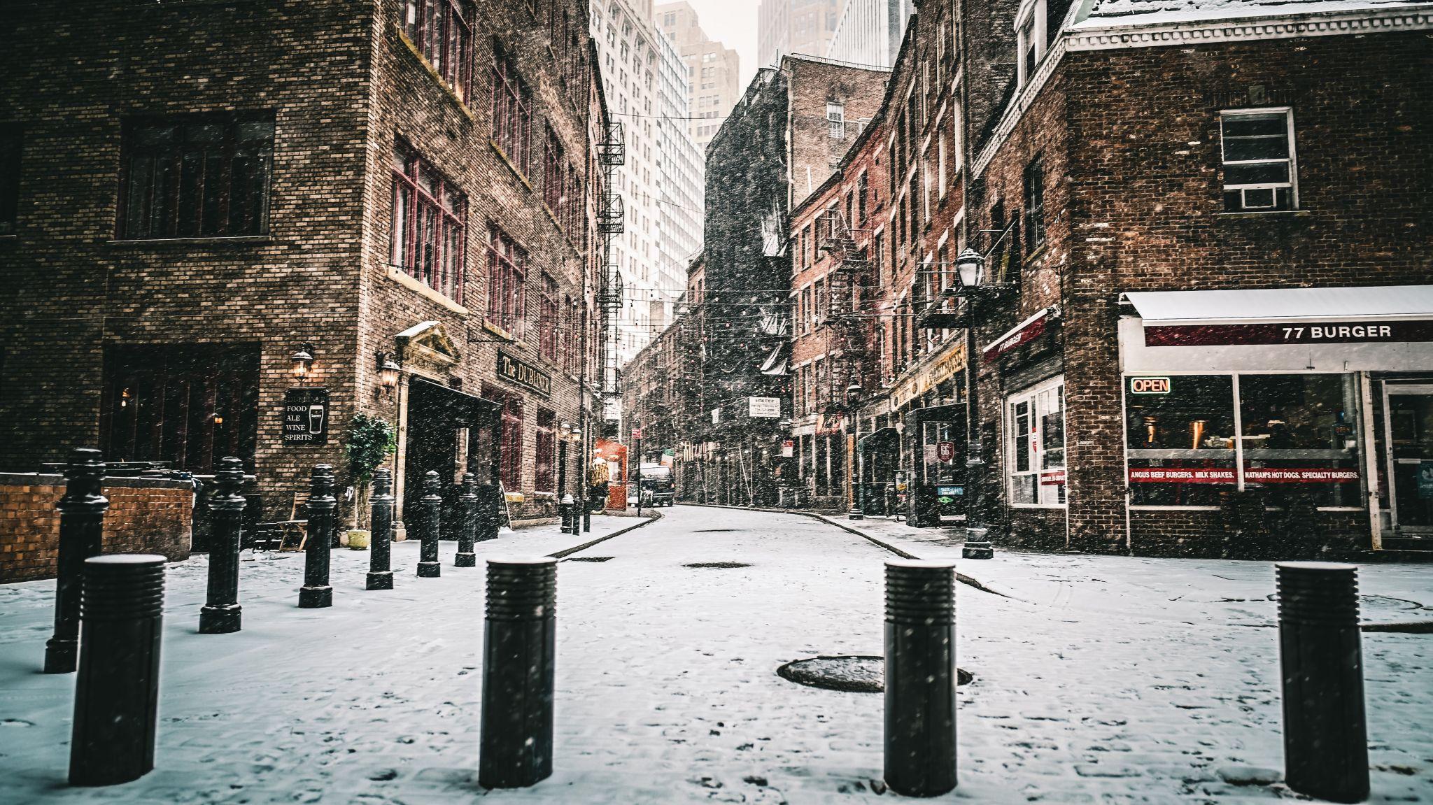 Stone Street, USA