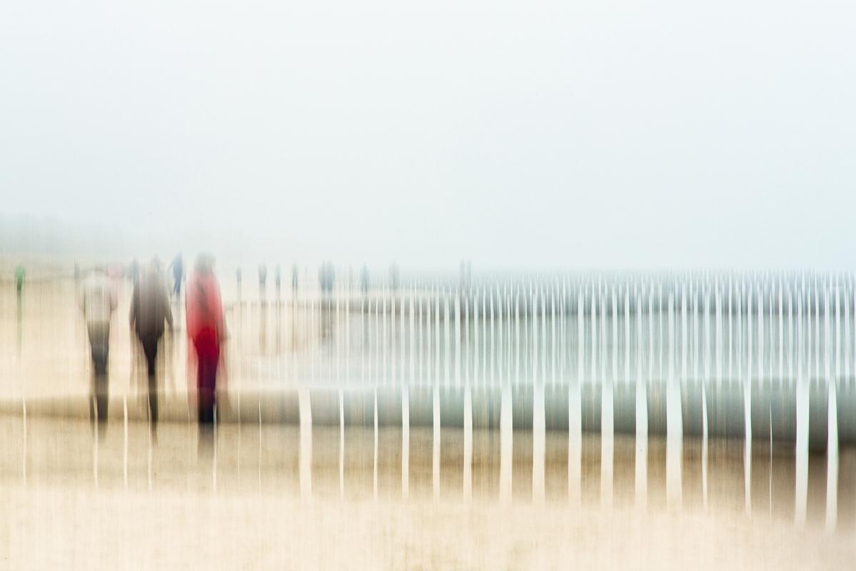 Strand in Prerow, Germany