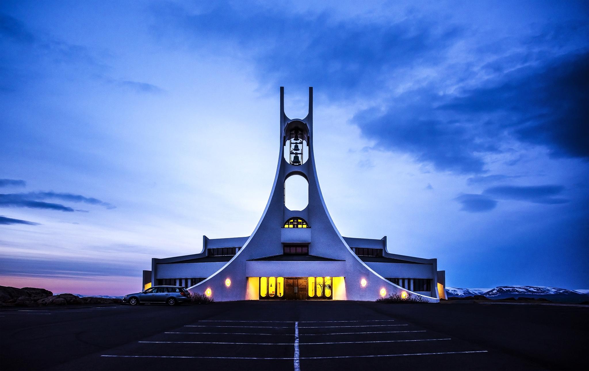 Stykkisholmur Church, Iceland