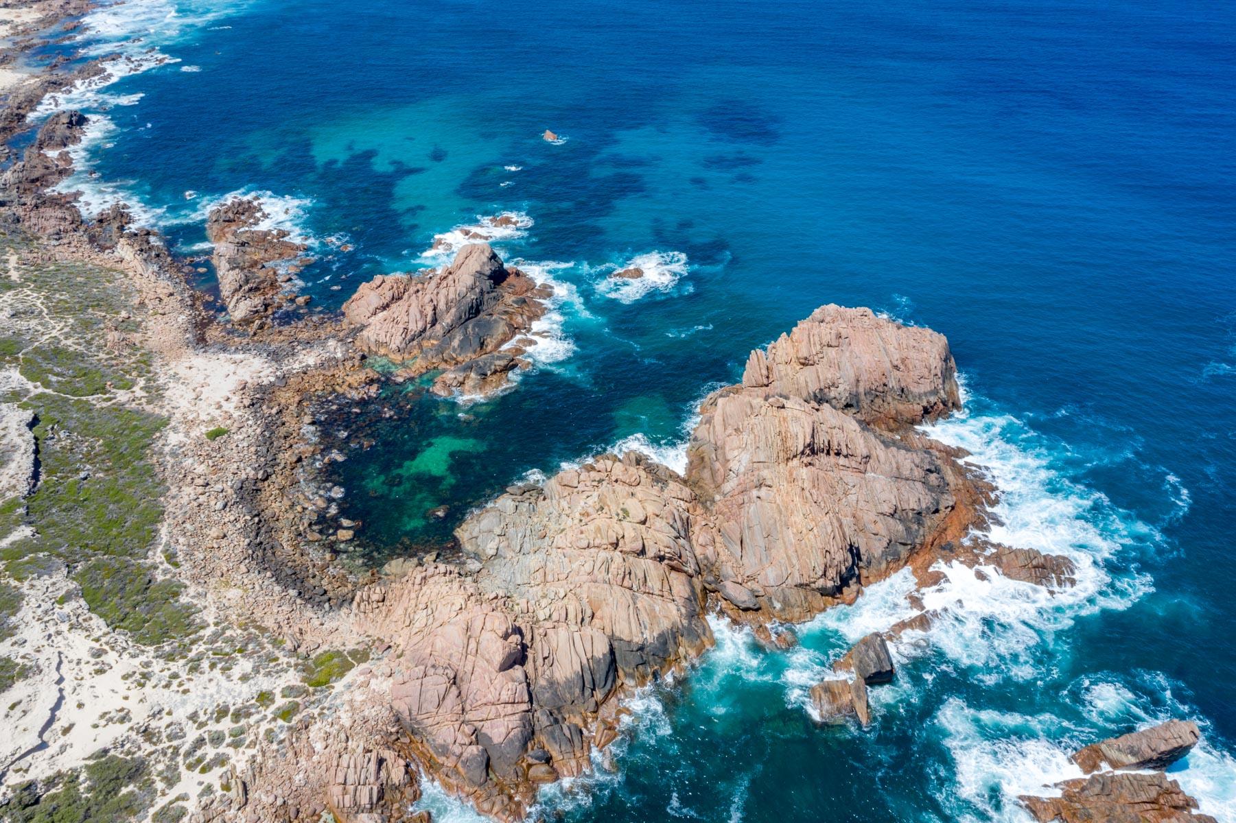 Sugarloaf Rock, Cape Naturaliste, Western Australia, Australia